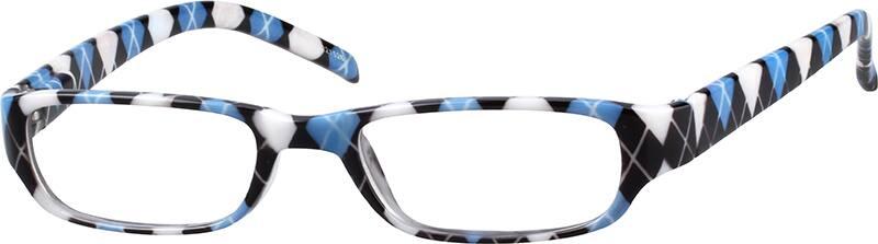 WomenFull RimAcetate/PlasticEyeglasses #221529