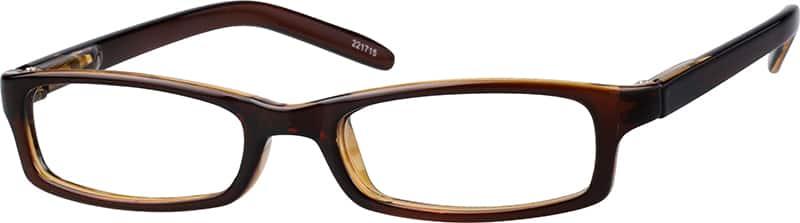 UnisexFull RimAcetate/PlasticEyeglasses #221721
