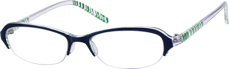 Women's Browline Eyeglasses