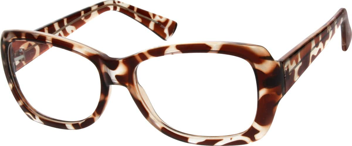 Women Full Rim Acetate/Plastic Eyeglasses #223025
