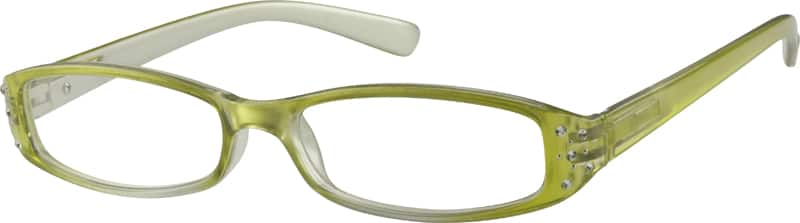 Women Full Rim Acetate/Plastic Eyeglasses #223324