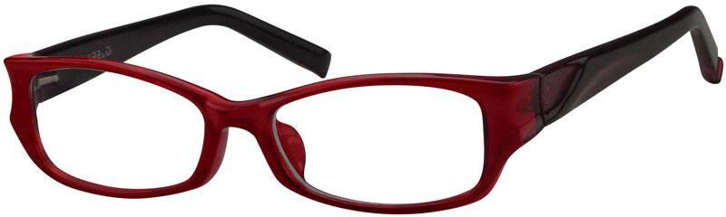 WomenFull RimAcetate/PlasticEyeglasses #223524