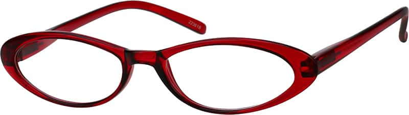 Women Full Rim Acetate/Plastic Eyeglasses #223618