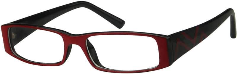 WomenFull RimAcetate/PlasticEyeglasses #223824
