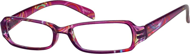 Women Full Rim Acetate/Plastic Eyeglasses #225217