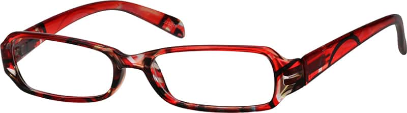225218-plastic-full-rim-frame-with-spring-hinges