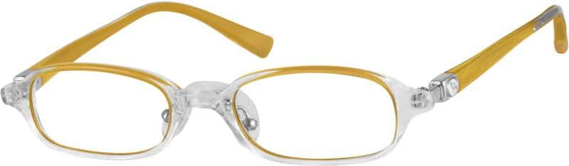 GirlFull RimAcetate/PlasticEyeglasses #226116