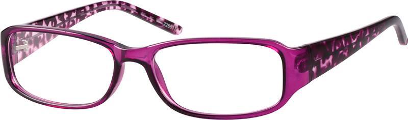WomenFull RimAcetate/PlasticEyeglasses #226817