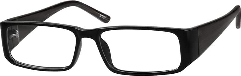 MenFull RimAcetate/PlasticEyeglasses #227921