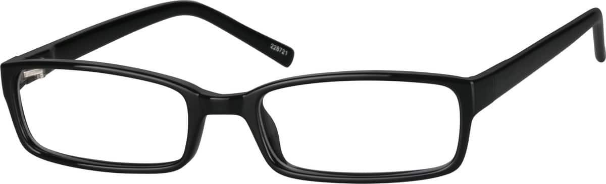 UnisexFull RimAcetate/PlasticEyeglasses #228721