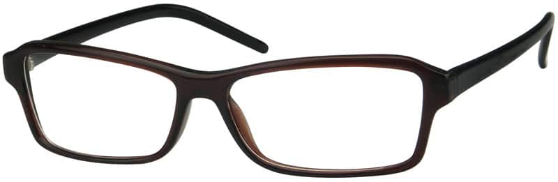 Men Full Rim Acetate/Plastic Eyeglasses #229115