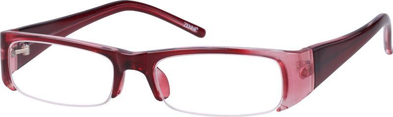 229818-stylish-plastic-half-rim-frame