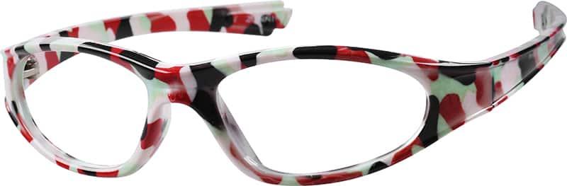 BoyFull RimAcetate/PlasticEyeglasses #230428