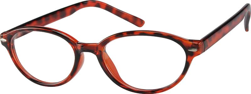 Women Full Rim Acetate/Plastic Eyeglasses #230725