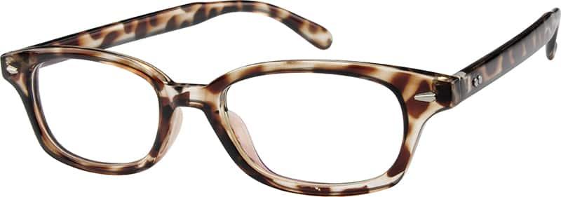 MenFull RimAcetate/PlasticEyeglasses #230825