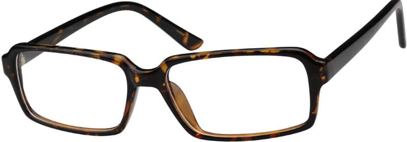 Men Full Rim Acetate/Plastic Eyeglasses #232012