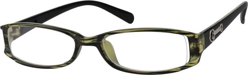 WomenFull RimAcetate/PlasticEyeglasses #232622