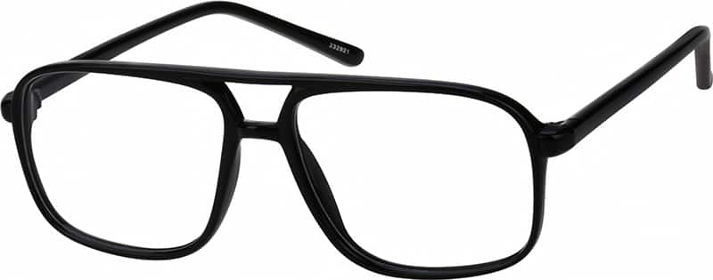 Plastic Fashion Full-Rim Frame
