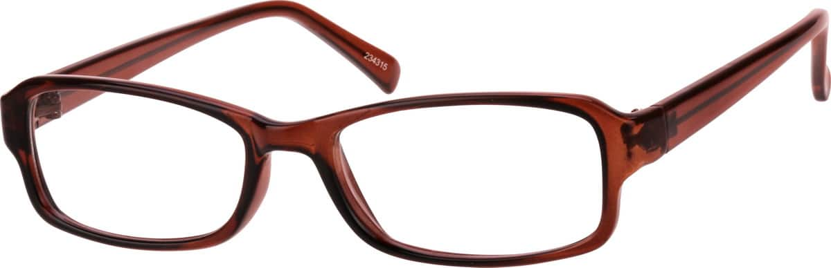 Simple Rectangular Eyeglasses