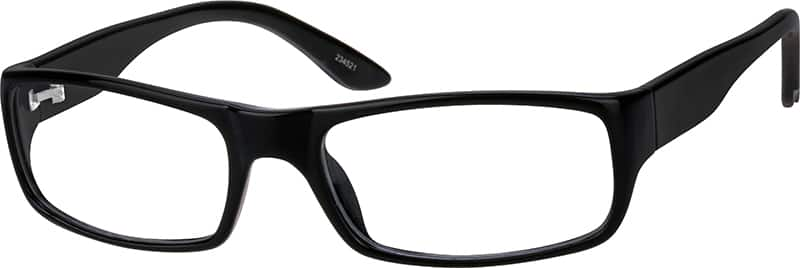Men Full Rim Acetate/Plastic Eyeglasses #234521