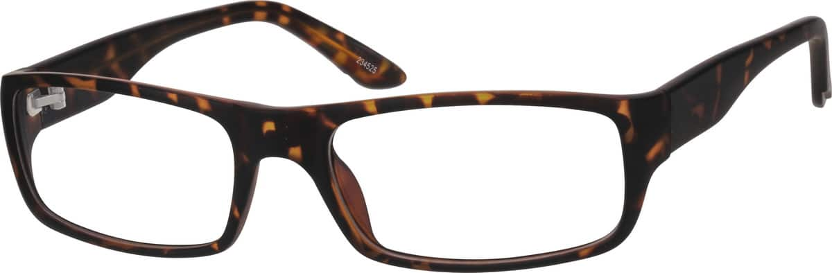 Men's Rectangular Eyeglasses