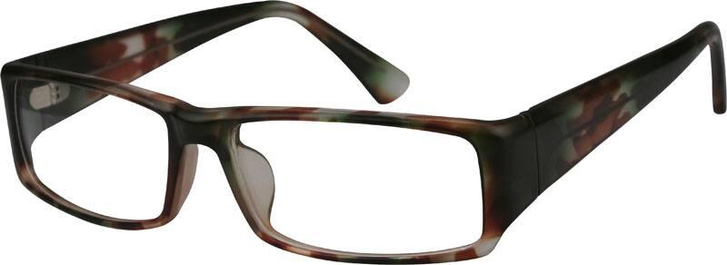 MenFull RimAcetate/PlasticEyeglasses #234721