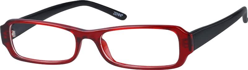 GirlFull RimAcetate/PlasticEyeglasses #235218