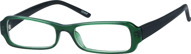235224-plastic-fashion-full-rim-frame
