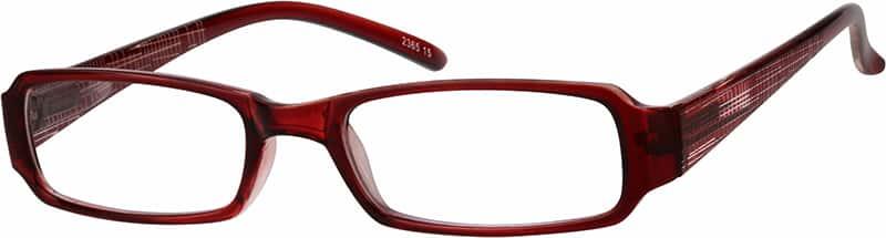 UnisexFull RimAcetate/PlasticEyeglasses #236516