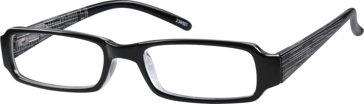 236521-plastic-full-rim-frame-with-spring-hinges