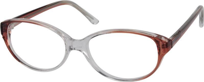 Eyeglass Frames Zenni : Translucent Plastic Full-Rim Frame #2378 Zenni Optical ...