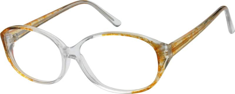 Women Full Rim Acetate/Plastic Eyeglasses #237917