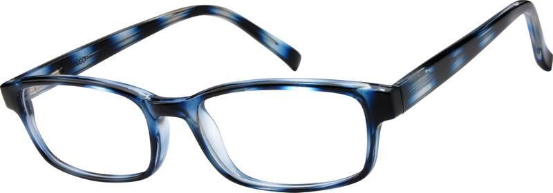 MenFull RimAcetate/PlasticEyeglasses #238625