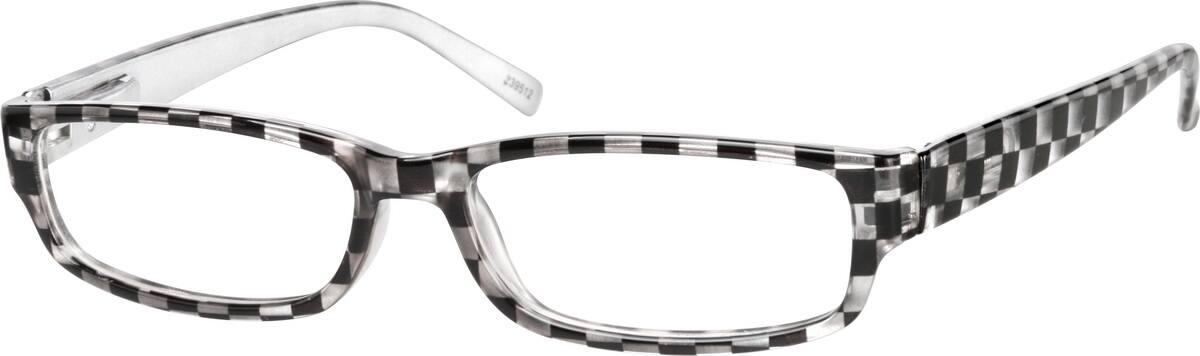 UnisexFull RimAcetate/PlasticEyeglasses #239512