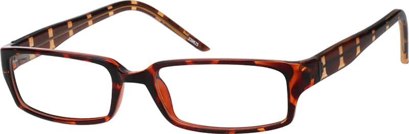 Studious Rectangular Eyeglasses