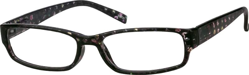 Women Full Rim Acetate/Plastic Eyeglasses #239721