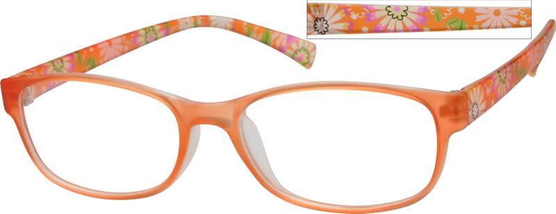WomenFull RimAcetate/PlasticEyeglasses #240418