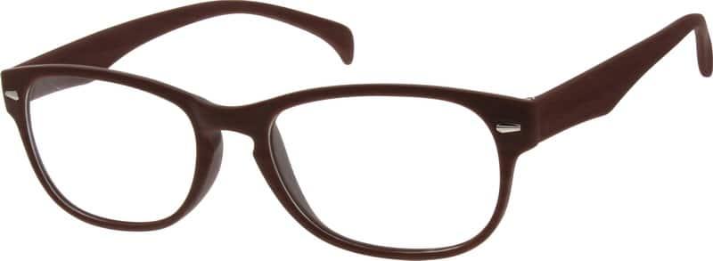 UnisexFull RimAcetate/PlasticEyeglasses #241415