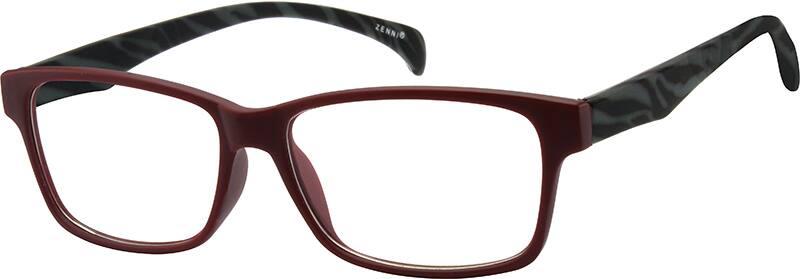 UnisexFull RimAcetate/PlasticEyeglasses #241812