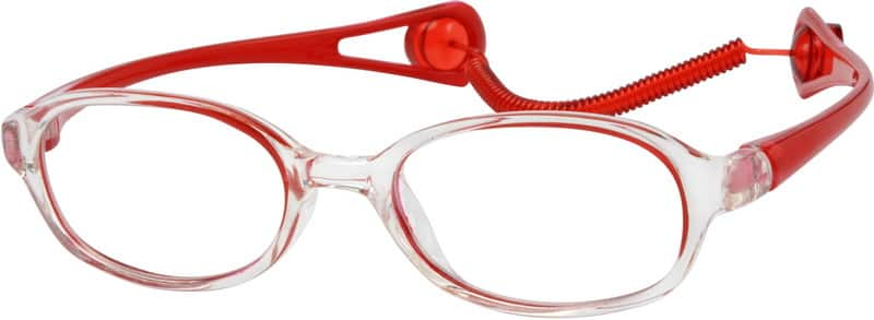 Girl Full Rim  Eyeglasses #242318