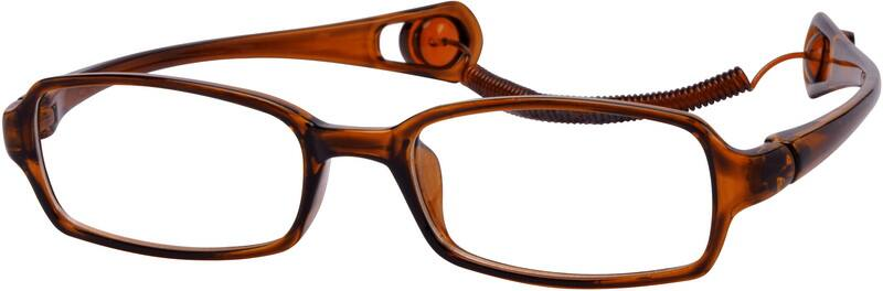 GirlFull RimAcetate/PlasticEyeglasses #242517