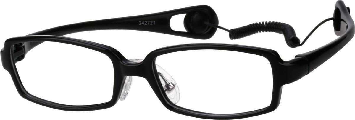 BoyFull RimAcetate/PlasticEyeglasses #242721