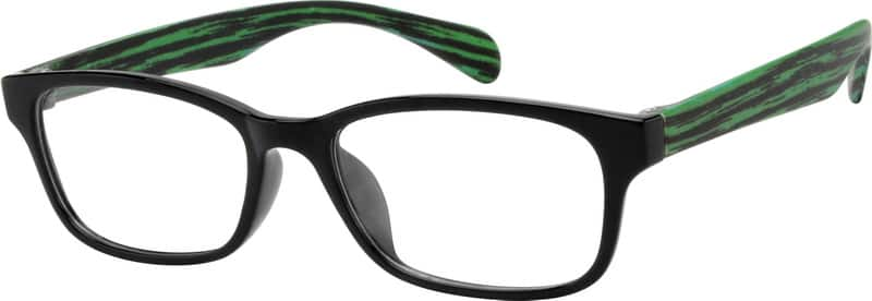 UnisexFull RimAcetate/PlasticEyeglasses #243421