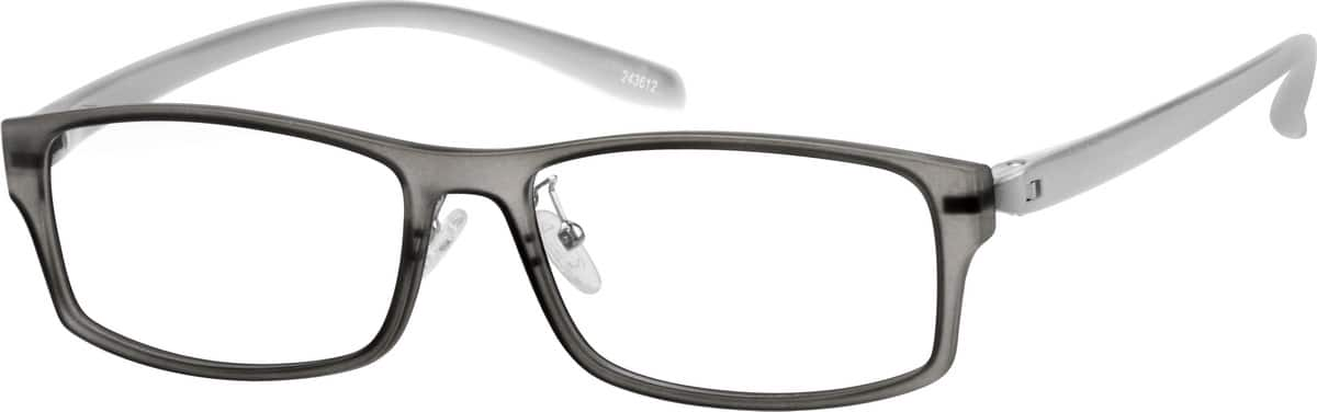 UnisexFull RimAcetate/PlasticEyeglasses #243621