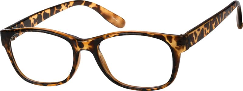 244725-stylish-plastic-full-rim-frame