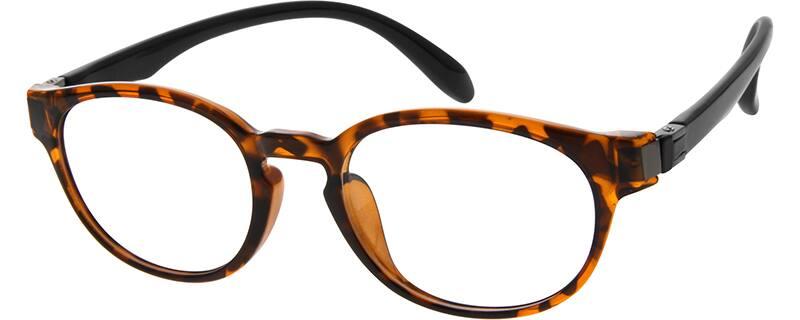 UnisexFull RimAcetate/PlasticEyeglasses #246421