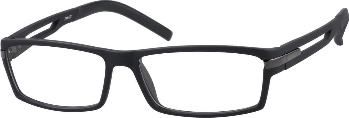 Men Full Rim Acetate/Plastic Eyeglasses #246621