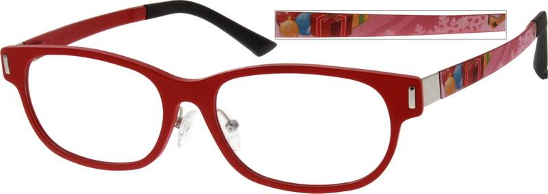 Women Full Rim Acetate/Plastic Eyeglasses #247718
