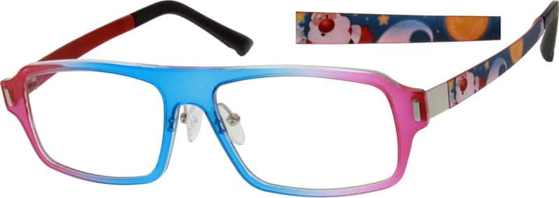Women Full Rim Acetate/Plastic Eyeglasses #248029