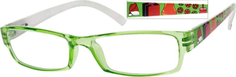 WomenFull RimAcetate/PlasticEyeglasses #248424